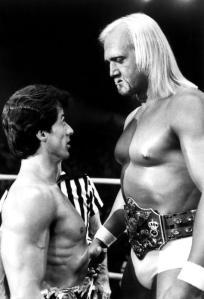 ROCKY III, Sylvester Stallone, Hulk Hogan, 1982. ©United Artists/