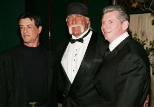 Stallone, Hogan, McMahon