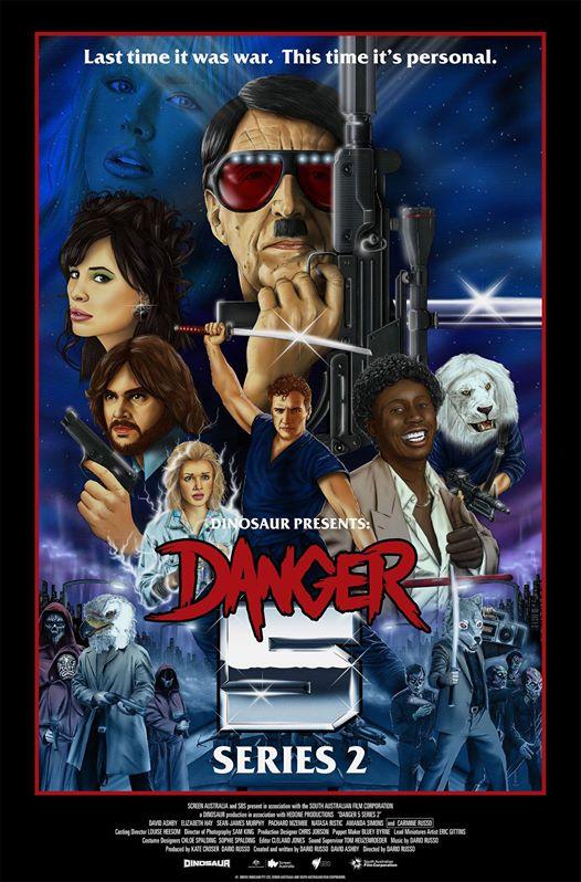 danger 5 season 2
