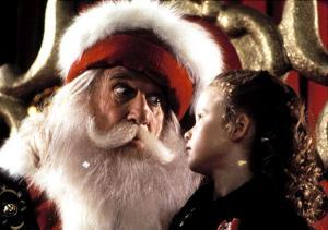 Leslie Nielsen Santa