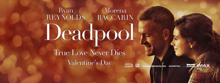 Deadpool Romantic