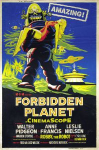 forbidden plnet