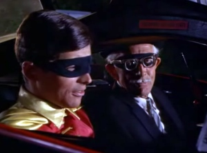 robin and alfred