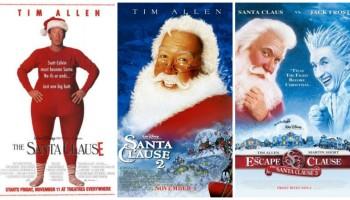 56 days 56 christmas films day 20 the santa clause the santa - Santa And Christmas 2