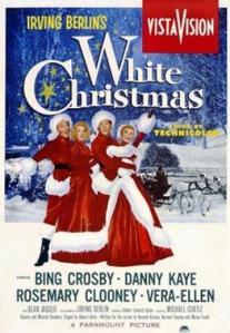 White Chrismas poster