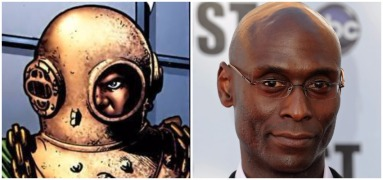The Deep - Lance Reddick