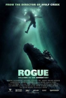 Rogue film poster