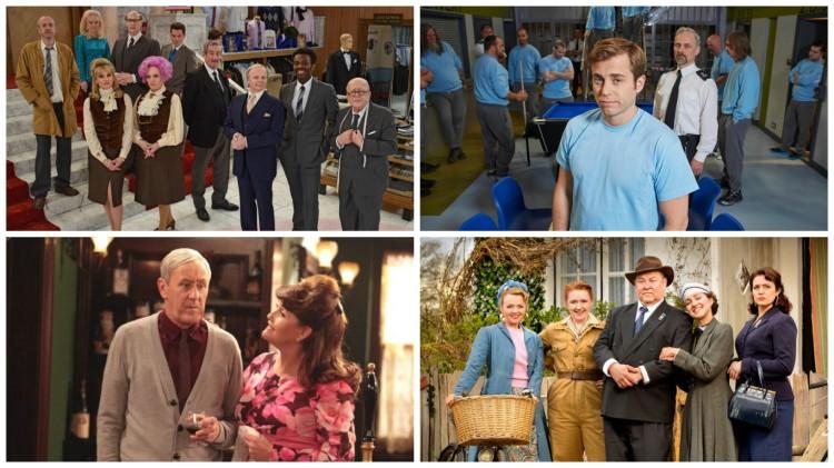 sitcom season all 4