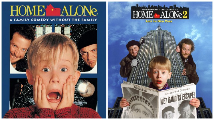 home alone double