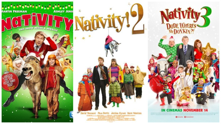 nativity trilogy