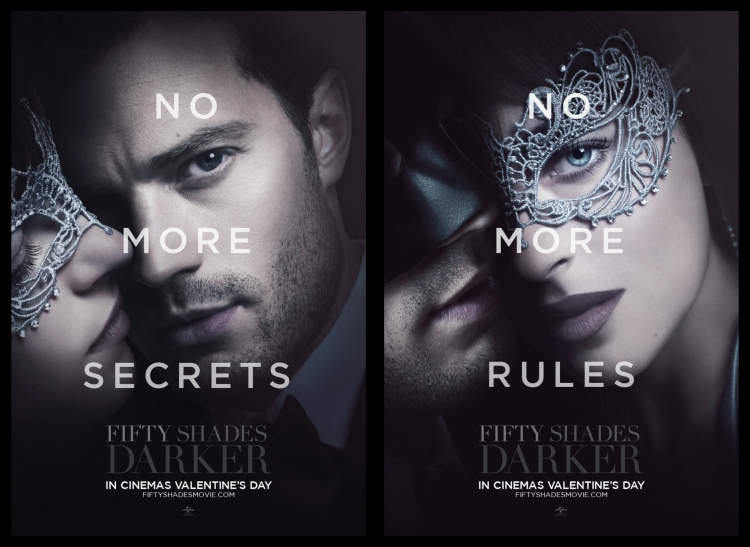 Fifty Shades Darker Review The Snooty Ushers