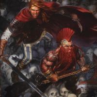 Warhammer Fan Cast - Gotrek and Felix: The Slayer Saga