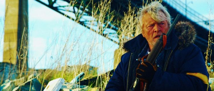 Hobo with a Shotgun, Sundance Film Festival 2011